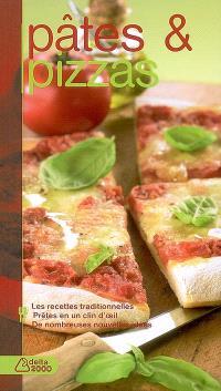 Pâtes et pizzas