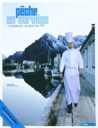 Pêche en Norvège : 10 produits-30 recettes