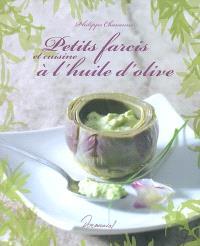 Petits farcis et cuisine à l'huile d'olive