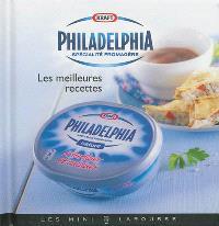 Philadelphia : les meilleures recettes