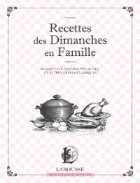 Recettes des dimanches en famille : blanquette, navarin, pot-au-feu et autres grands classiques