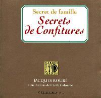 Secrets de famille, secrets de confitures
