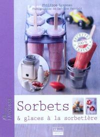 Sorbets & glaces, à la sorbetière