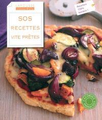 SOS recettes vites prêtes