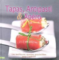 Tapas, antipasti & apéro : les meilleures recettes ensoleillées pour l'apéritif