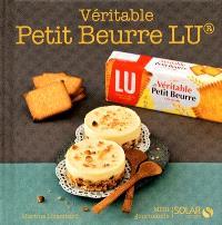 Véritable petit-beurre Lu