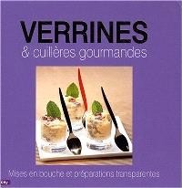 Verrines et cuillères gourmandes