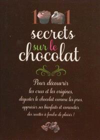1.001 secrets sur le chocolat