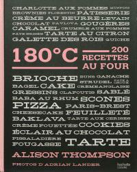 180°C : 200 recettes au four