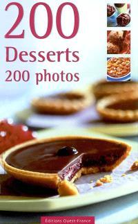 200 desserts, 200 photos