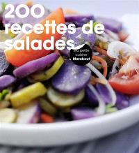 200 recettes de salades