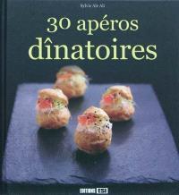 30 apéros dînatoires