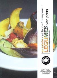 30 minutes chrono : 5 légumes par jour : plus de 150 recettes pour manger sainement