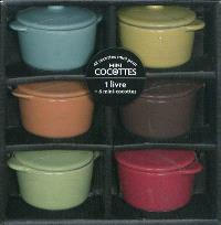42 recettes mini pour mini-cocottes