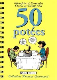 50 potées