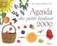 Agenda des petits bonheurs : 2009