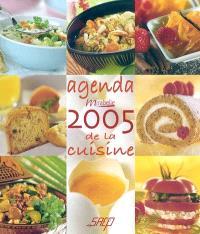 Agenda Mirabelle 2005 de la cuisine