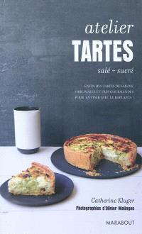 Atelier tartes : salé + sucré