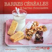 Barres céréales & barres chocolatées
