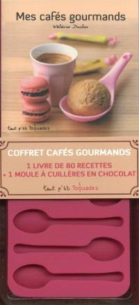 Coffret cafés gourmands
