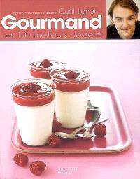 Gourmand, Les 100 meilleurs desserts