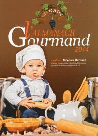 L'almanach gourmand 2014