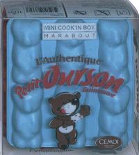 L'authentique petit ourson guimauve : le kit