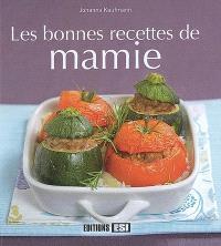 Les bonnes recettes de mamie