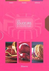 Les douceurs de Christophe Felder : choco, glaces, gâteaux