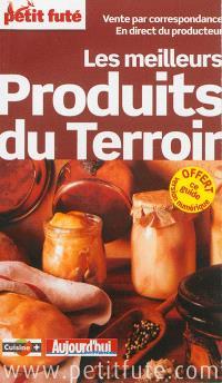 Les meilleurs produits du terroir : vente par correspondance, en direct du producteur