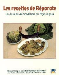Les recettes de Réparate : la cuisine de tradition en pays niçois