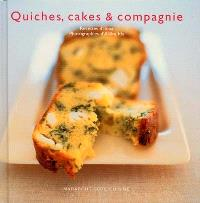 Quiches, cakes et compagnies