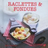 Raclettes et fondues