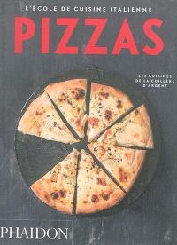 L'école de cuisine italienne, Pizzas