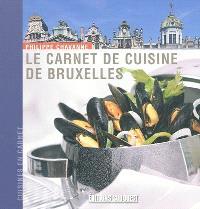 Le carnet de cuisine de Bruxelles