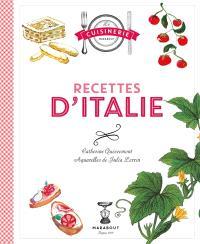 Recettes classiques d'Italie