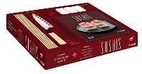 Sushis : le livre des meilleures recettes