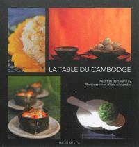 La table du Cambodge