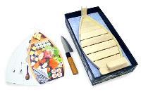 Le coffret du maître sushi : le véritable bâteau pour des sushis extra frais