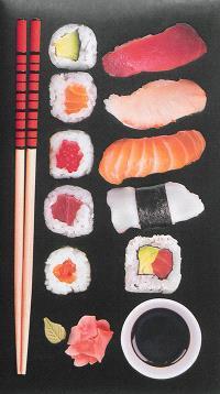 Sushis, makis et autres petits plats japonais