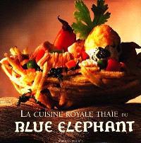 Blue Elephant : la cuisine royale thaïe