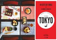 Comme à Tokyo : ambiance 100 % japonaise : 40 sets de table + 40 fiches recettes