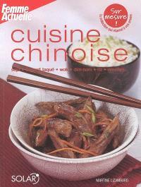 Cuisine chinoise : soja, canard laqué, wok, dim-sum, riz, nouilles...