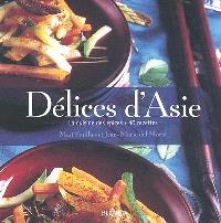Délices d'Asie : la cuisine des épices