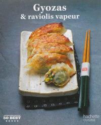 Gyozas et raviolis vapeur