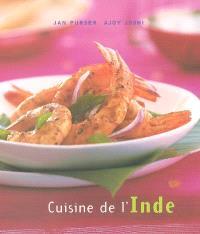 La cuisine de l'Inde