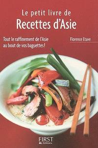 Le petit livre de recettes d'Asie