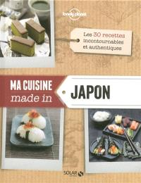 Ma cuisine made in Japon