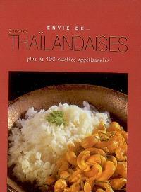 Saveurs thaïlandaises : plus de 100 recettes appétissantes