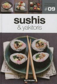 Sushis & yakitoris